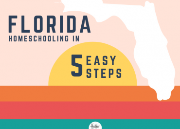 Florida Homeschooling in 5 Easy Steps