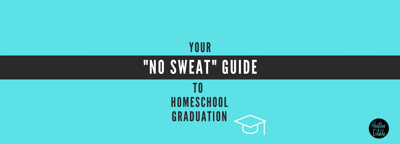 Homeschool Graduation